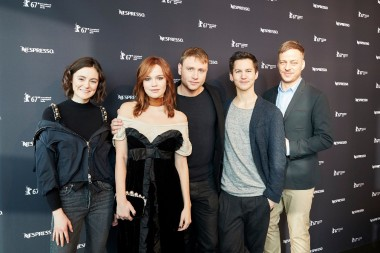 Berlinale: Nespresso Talents Breakfast Club