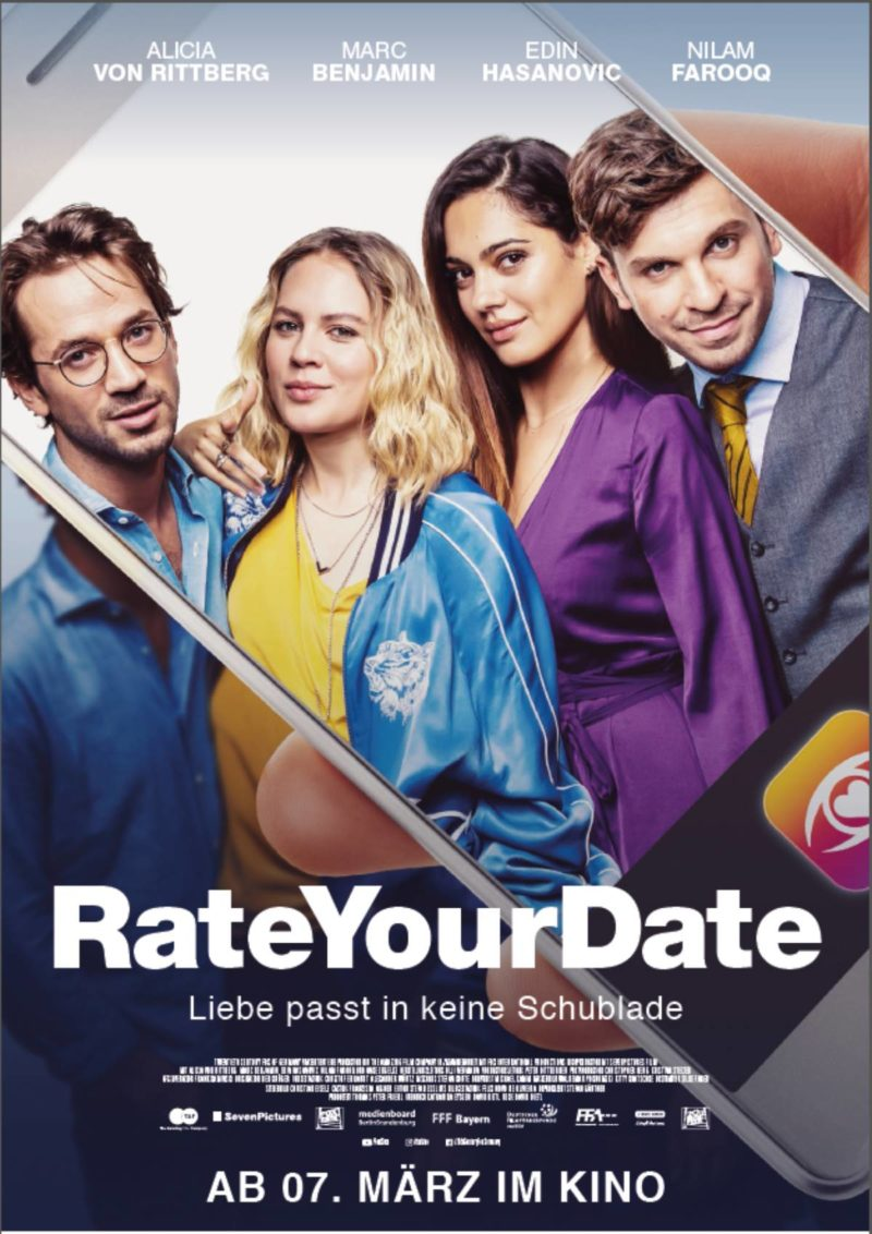 Rate Your Date Plakat